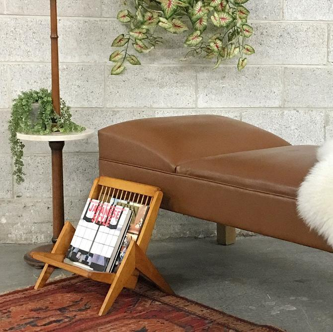 LOCAL PICKUP ONLY ———— Vintage Chaise by RetrospectVintage215