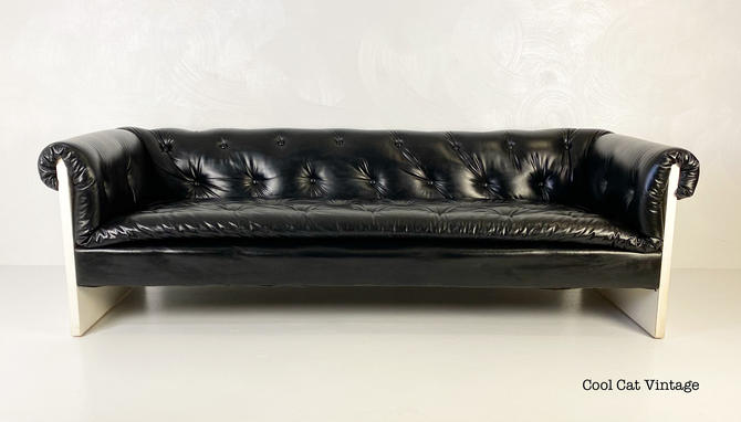 Large Modern Sofa by Lane Furniture Company, Circa Early 1976 - *Please see notes on shipping before you purchase. by CoolCatVintagePA