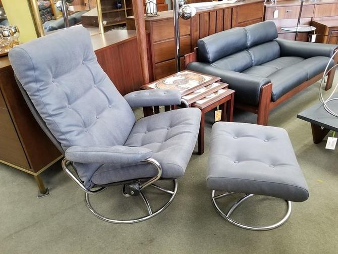Mid-Century Lounge chair by Ekornes