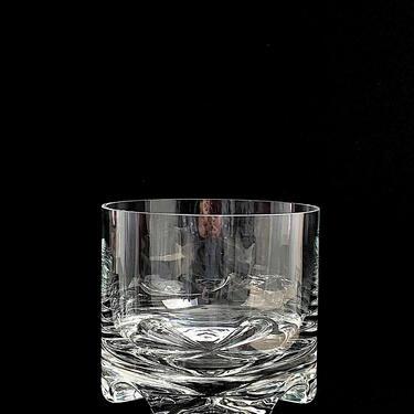 """Vintage Mid Century Modern Iittala Finland GAISSA Art Glass Bowl Vase Ice Bucket LARGEST SIZE 6.75"""" x 7.75"""" Finnish Tapio Wirkkala Design by SwankyChaperooo"""