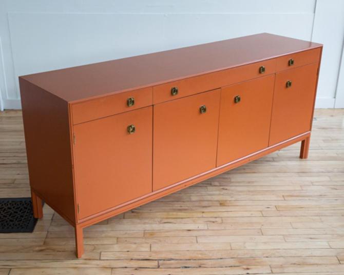 Dunbar Side Table Storage