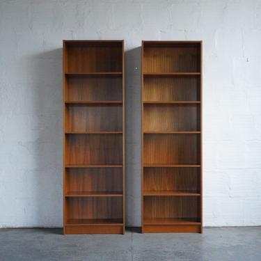 Danish Bookcases