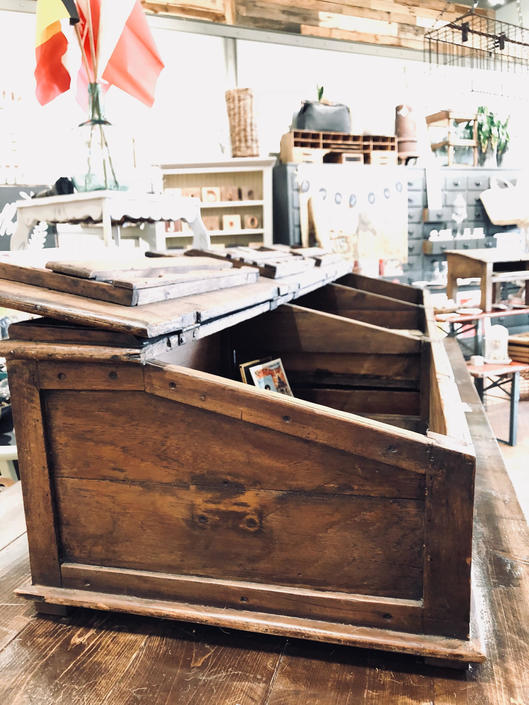 Stunning English Desktop | Antique Colonial | British Colonial | Cubby | Storage | Display | Secretary by PiccadillyPrairie