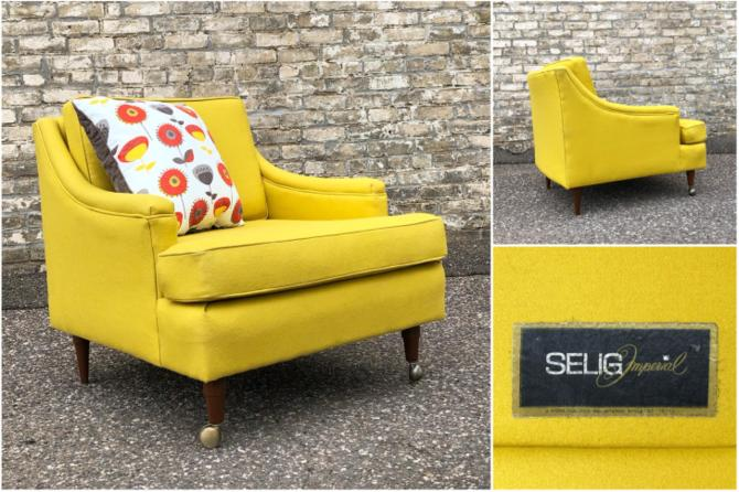Transformed Selig Imperial Easy Chair