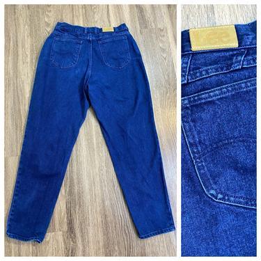 Vintage 1990's Blue Wash Lee Jeans by SurrealistVintage