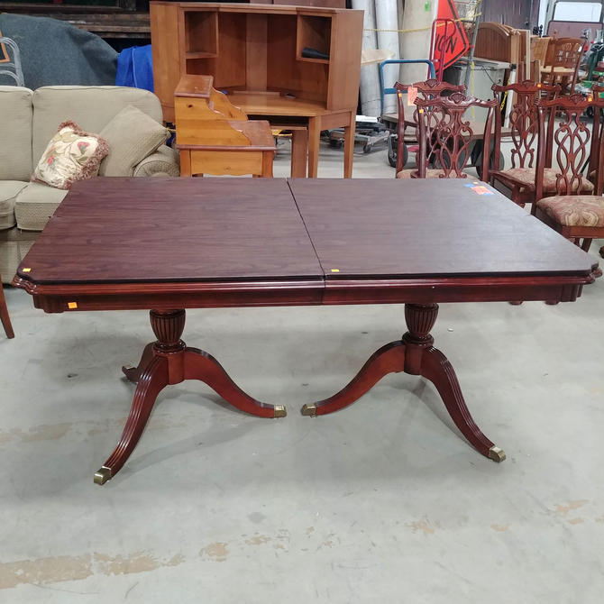 Duncan and Phyfe Style Dining Table