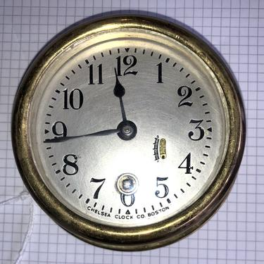 "Chelsea 3"" Ship clock"