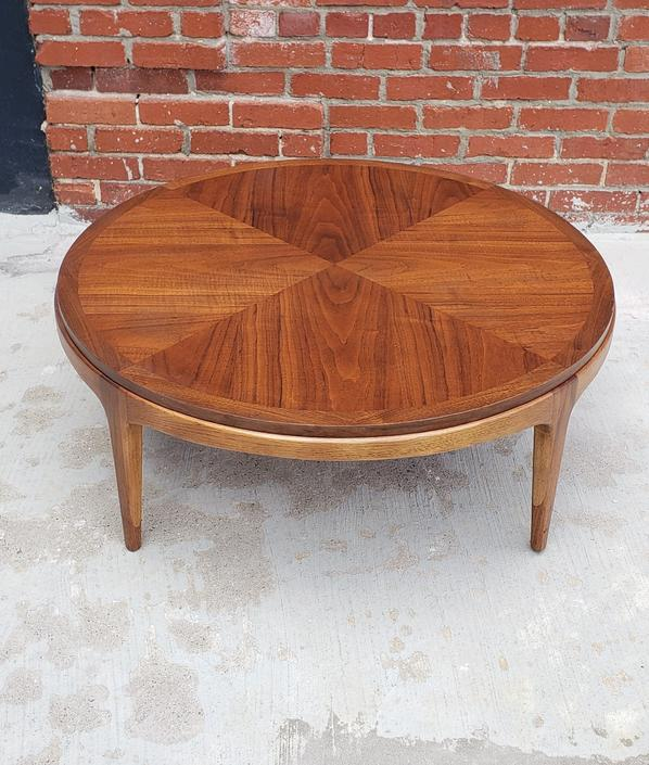 Lane Rhythm Round Coffee Table