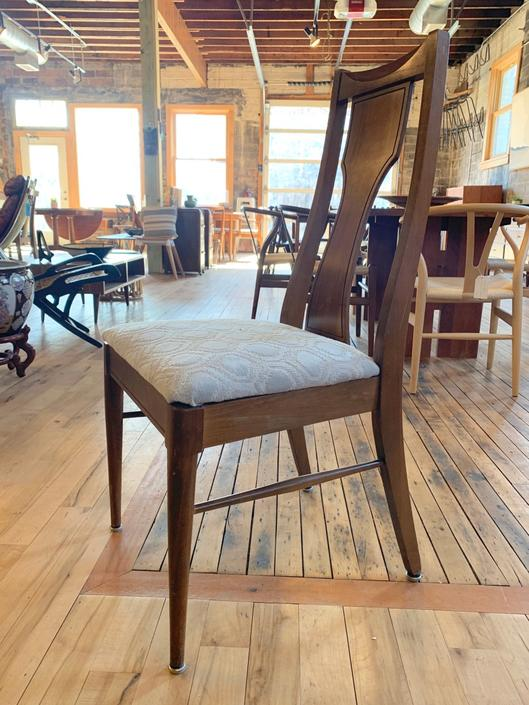 Set of 5 Mid-Century Dining Chairs