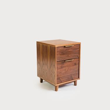 Mid century Filing Cabinet by CascadiawoodworksUSA