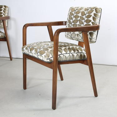 Set of Six George Nelson #4668 Dining Chairs for Herman Miller