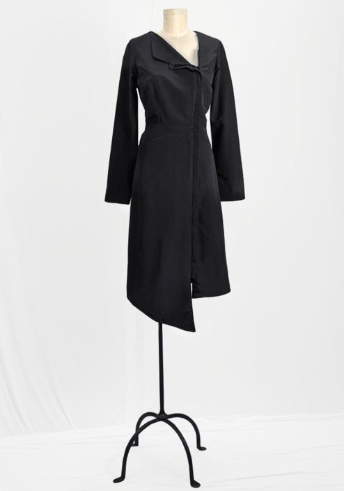 Calypso raincoat Black