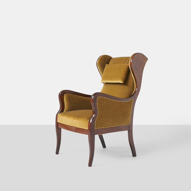 Frits Henningsen Wingback Chair