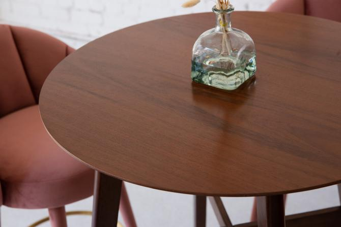 Bar Height Bistro Table