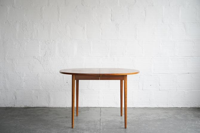 Double Leaf Table