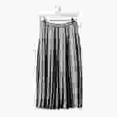 Malika Black Skirt