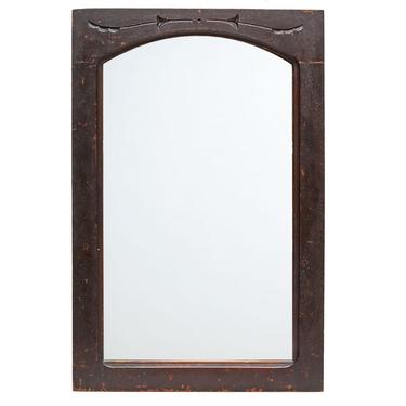 Chip Carved Mirror