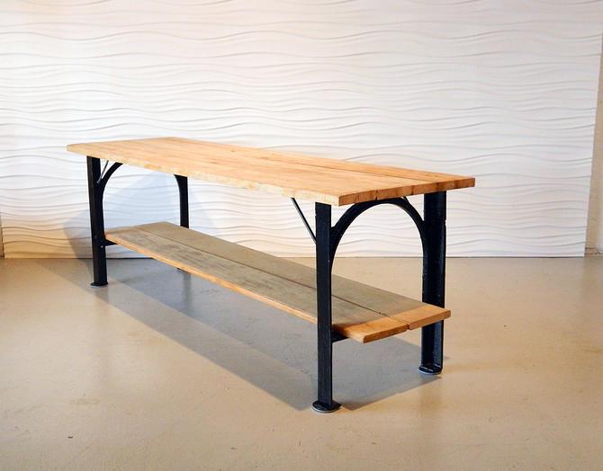 HA-NR Industrial Table