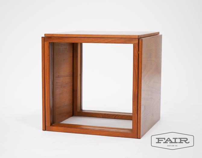 Kai Kristiansen Stack of Teak Nesting Tables
