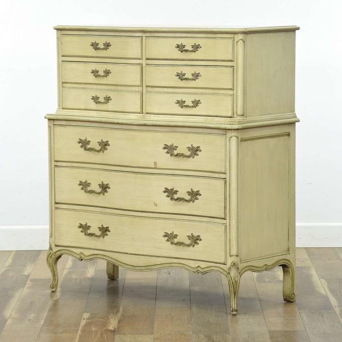 Henredon French Provincial 7 Drawer Tall Dresser