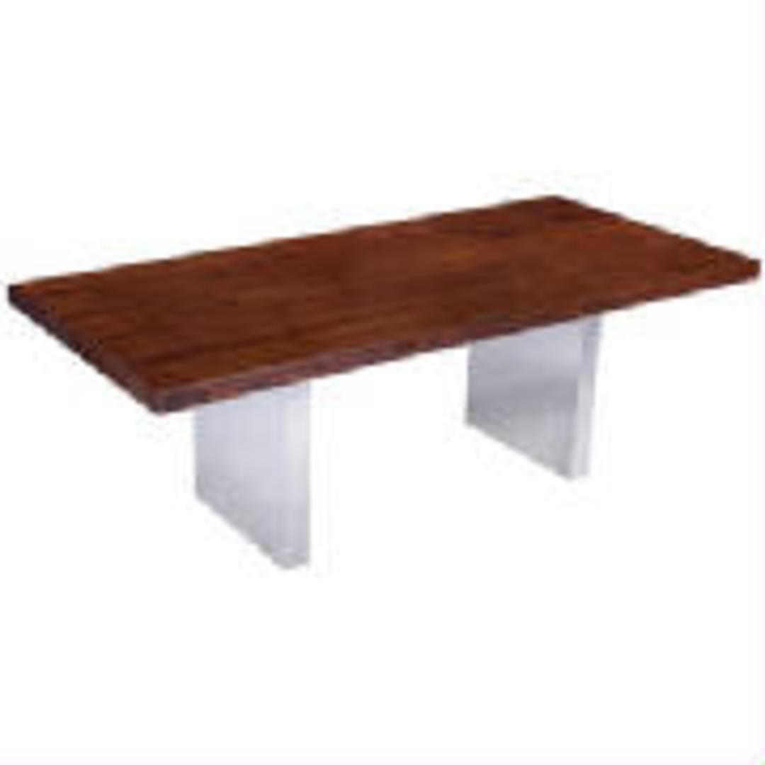 Roger sprunger for dunbar rosewood chrome legs for 0co om cca 9 source table