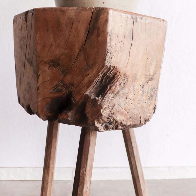 Rustic Bois Table
