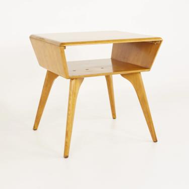 Heywood Wakefield Encore Mid Century Side End Table - mcm by ModernHill