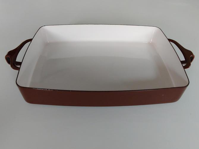 Vintage Dansk Kobenstyle Small Casserole Dish by Jens Quistgaard by ModandOzzie