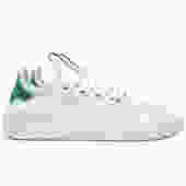 Pharrell Williams Tennis HU (Footwear White/Green)