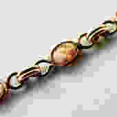 1930s Carved Shell Dainty Cameo Bracelet by LegendaryBeast