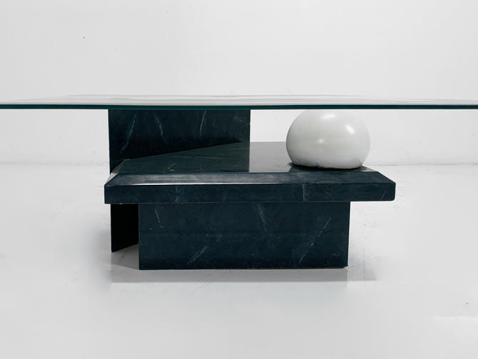Sculptural Coffee Table by BetsuStudio