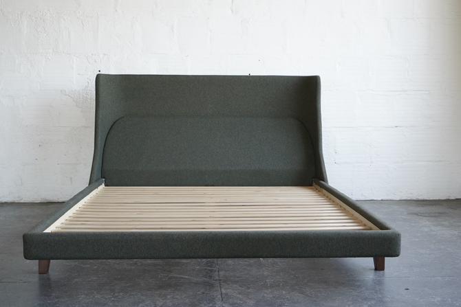 Curve Bed Frame
