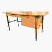 Mid Century Desk By Kipp Stewart