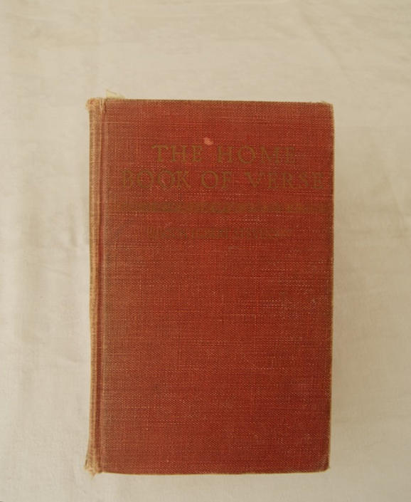 The Home Book of Verse Ninth Edition 1953 by TheresaWellsStifel