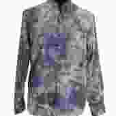 Nike Blue Tie-Dye Shirt
