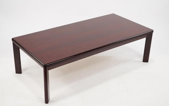 Vijle Stole Mobelfabrik Rosewood Coffee Table
