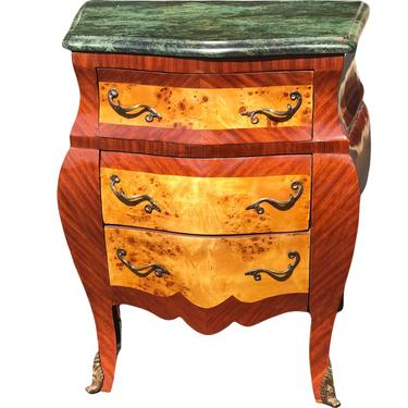 Beautiful Bombay style small chest / table by HolbrookBazaar