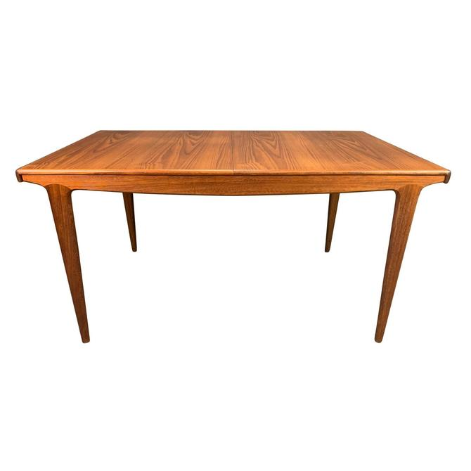 Vintage British Mid Century Modern Teak Dining Table by John Herbert for A. Younger Ltd. #2 by AymerickModern
