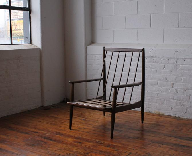 Highback Baumritter Lounge Chair by NijiFurnishing