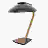 Black Cobra Head Style Desk Lamp