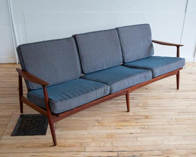 K. Rasmussen Teak Sofa