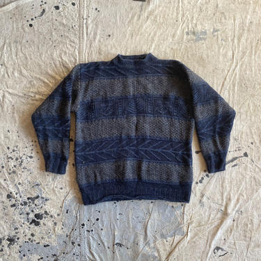 Vintage Wool Bonner of Ireland Crewneck Sweater by NorthGroveAntiques
