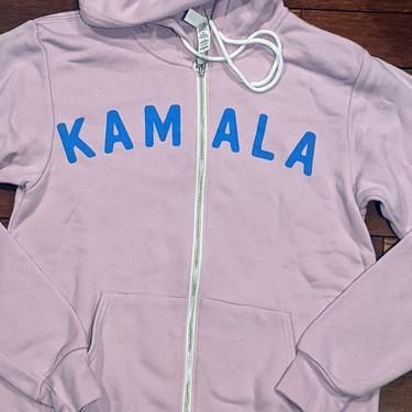 KAMALA text Inauguration Special - Unisex Hooded Sweatshirt