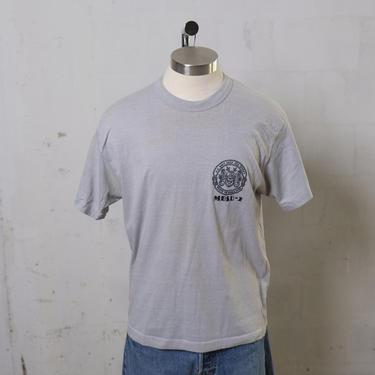 Vintage 80's U.S. Navy Deep Sea Divers T Shirt Soft! Rare! XL 0410 by TCWOnline