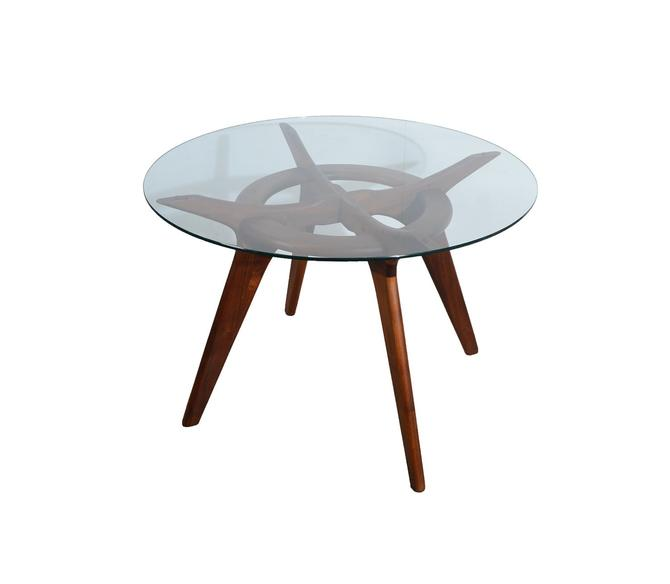 Adrian Pearsall Compass Dining Table Base Craft Associates T - Mid century modern dining table base