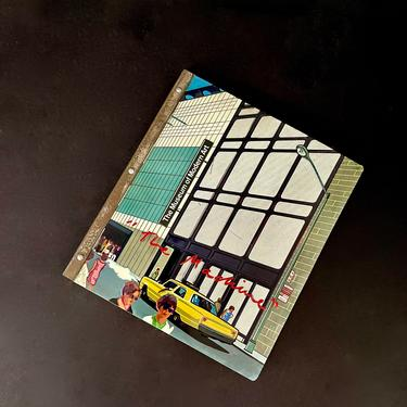 A Vintage Mid Century Museum Of Modern Art (Metal Cover) Book Titled The Machine Published 1968 by modern2120