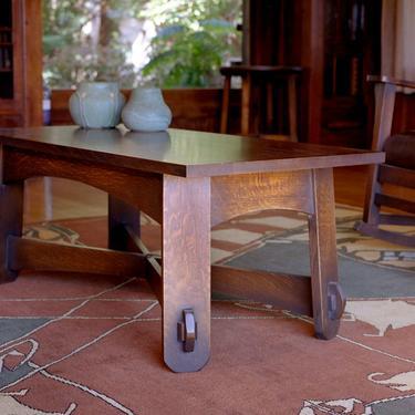 Splay Leg Coffee Table by CaledoniaStudios