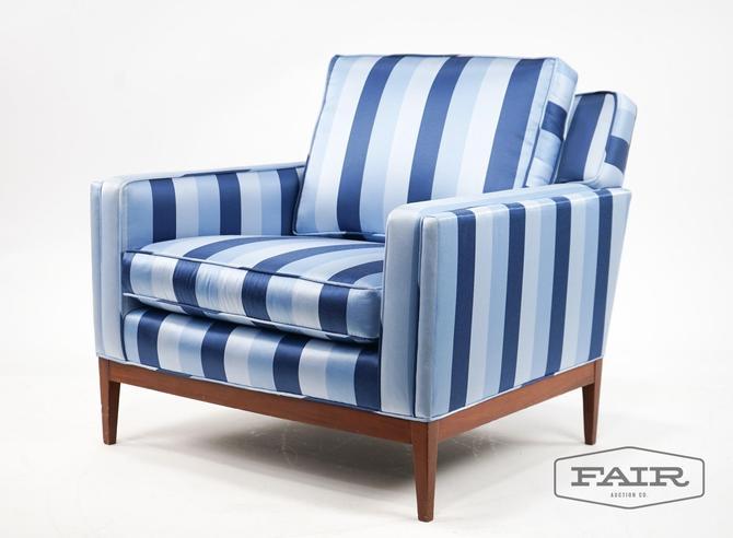 Paul McCobb Atrb. Short Back Lounge Chair