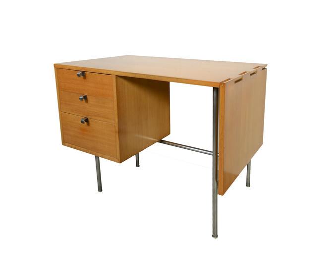 George Nelson Herman Miller Desk Mid Century Modern Primavera by HearthsideHome
