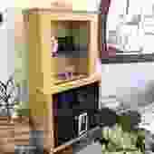 Buttercream Cabinet